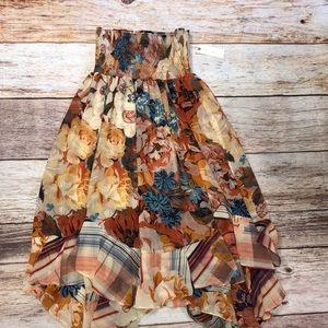 Akemi + Kin/ Anthropologie Size S Theola Skirt NWT